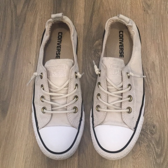 955a5aaf1b30 Converse Shoes - Converse Shoreline Peached Twill Sneaker